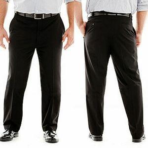JF J. Ferrar Stretch Gabardine Suit Pants  44x30